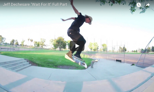 "Jeff ""Wonsong"" Dechesare ""Wait For It"" Full Part"