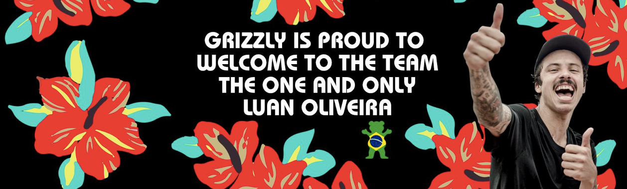 LUAN OLIVEIRA - WELCOME TO THE TEAM