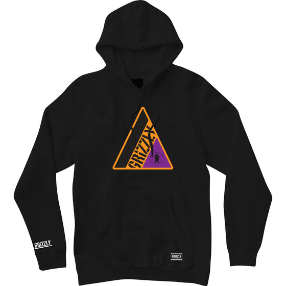 World Famous Hoodie Black