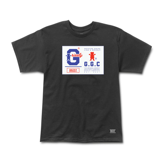 Nothing Grips Better Tee Black