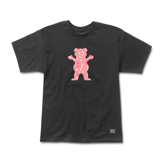 Sprinkles OG Bear Tee Black