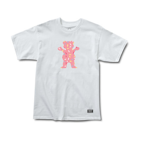 Sprinkles OG Bear Tee White