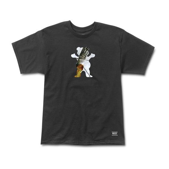 WINTER CAMO OG BEAR TEE Black
