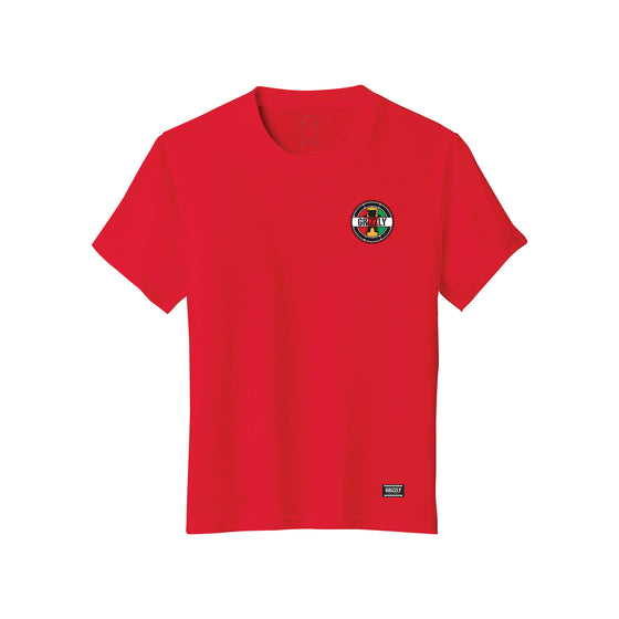 Most High Youth T-Shirt Red