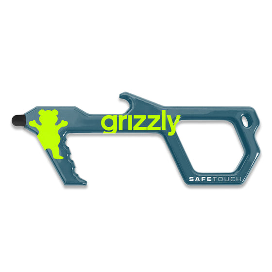Grizzly x SafeTouch Tool - Navy / Green