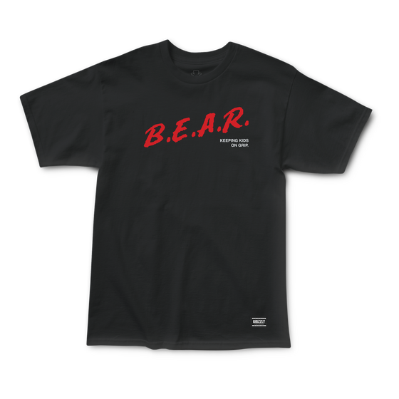 Dare Bear T-Shirt Black