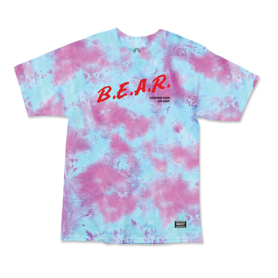 Dare Bear T-Shirt Tie-Dye