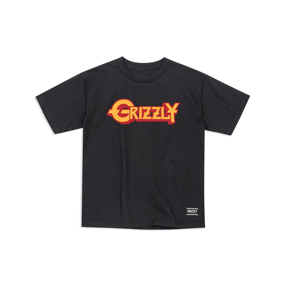 Grizzfest Youth T-Shirt Black