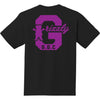 GGC Block Tee Black
