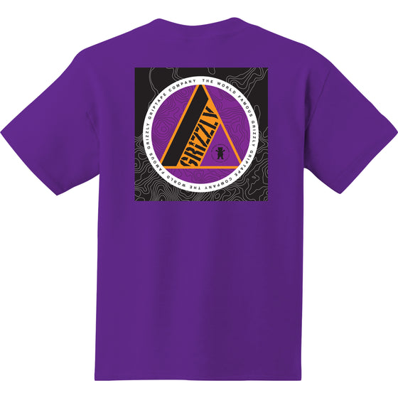 World Famous Tee PURPLE