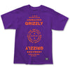 Mirrored Tee PURPLE
