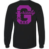 GGC BLOCK LS TEE Black