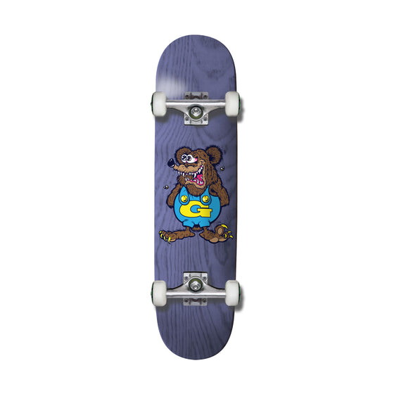 Grizzly The Bear Complete Skateboard
