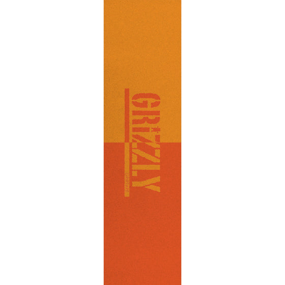 Split Stamp Griptape Orange