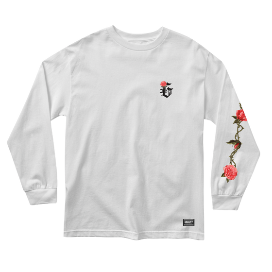 G-Rose Longsleeve White