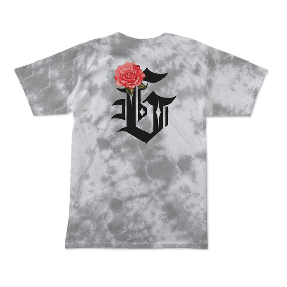 Mini G-Rose T-Shirt White Lighting