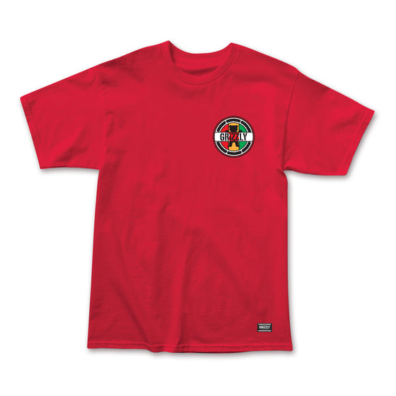 Most High T-Shirt Red