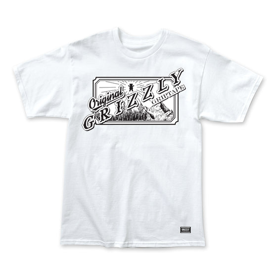 Wild West T-Shirt White