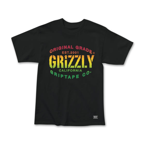 Original Grade T-Shirt Black