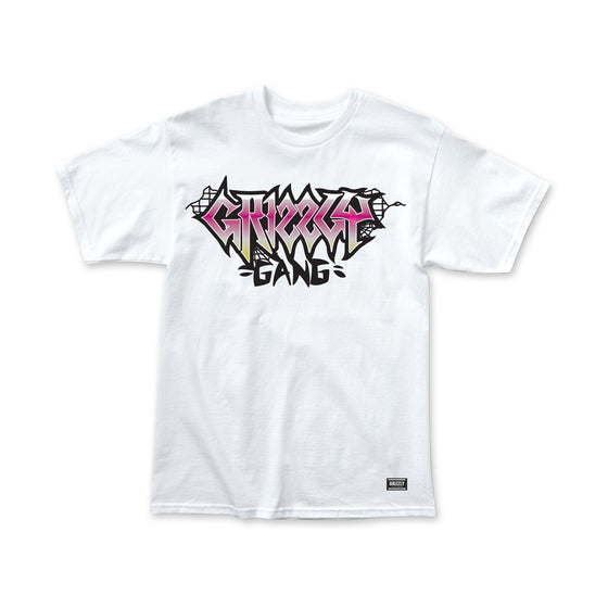Bricked T-Shirt White