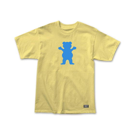 OG Bear Summer 20 T-Shirt Banana