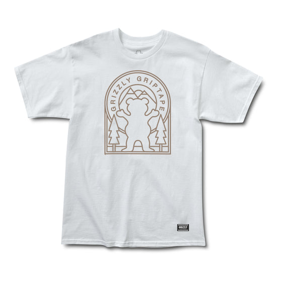 Endangered Species SS Tee White