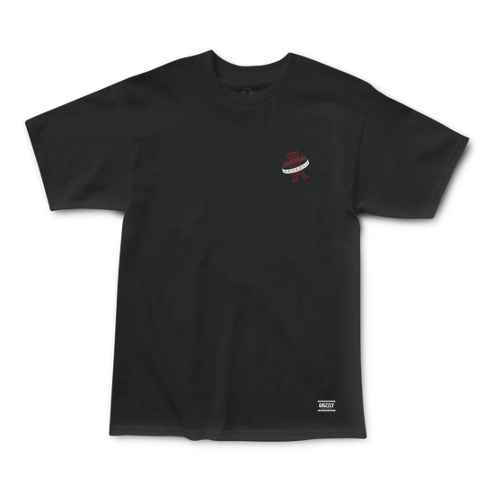 Gridley T-Shirt Black