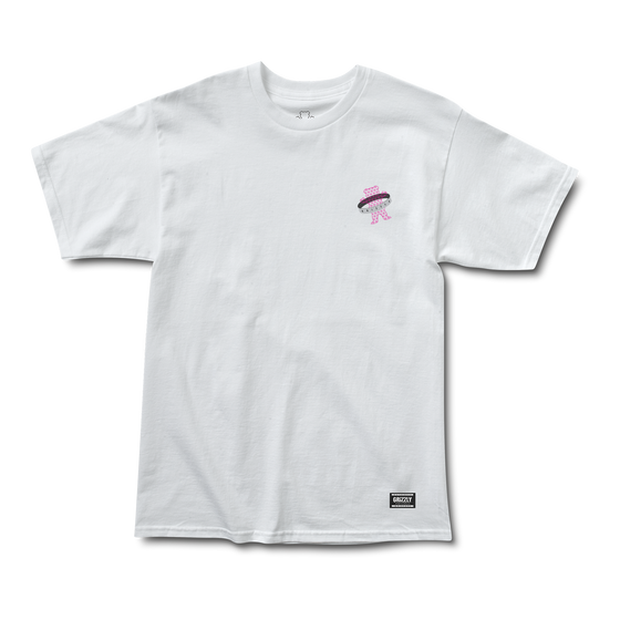 Gridley T-Shirt White