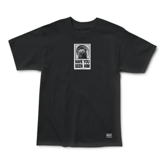 Chin T-Shirt Black