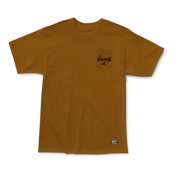 Ridge Pocket T-Shirt Sienna
