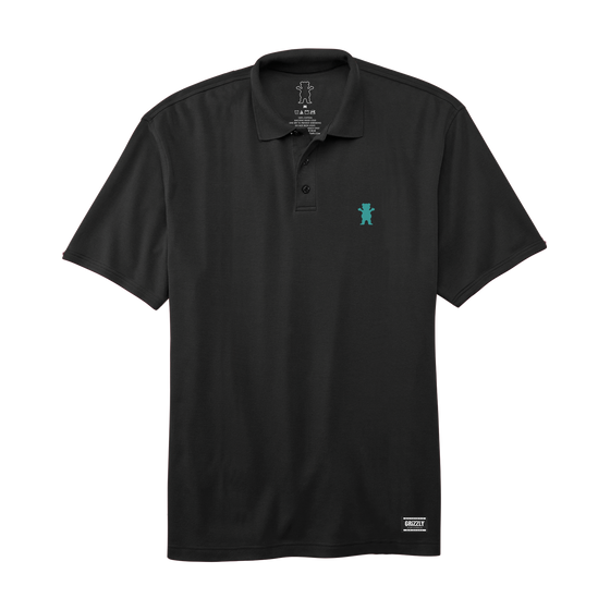 OG Bear Polo Black