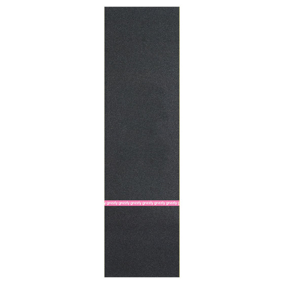 Grizzly Stripes Griptape - Pink