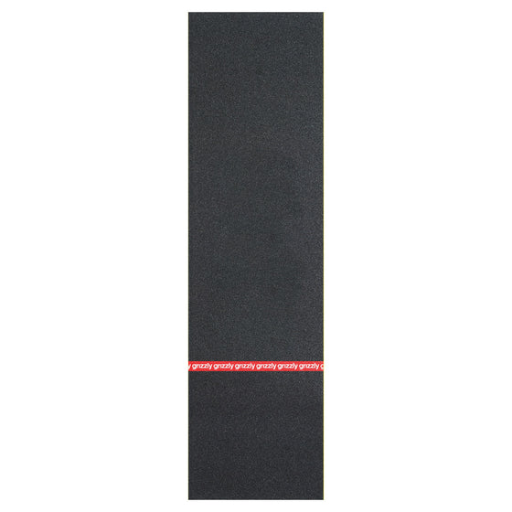 Grizzly Stripes Griptape - Red