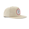Hard Working Snapback Khaki