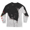 Metal Head Longsleeve Bleach