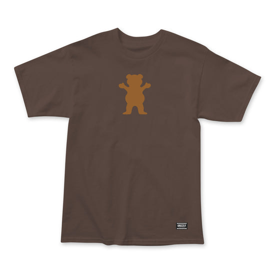 OG Bear T-Shirt Chocolate