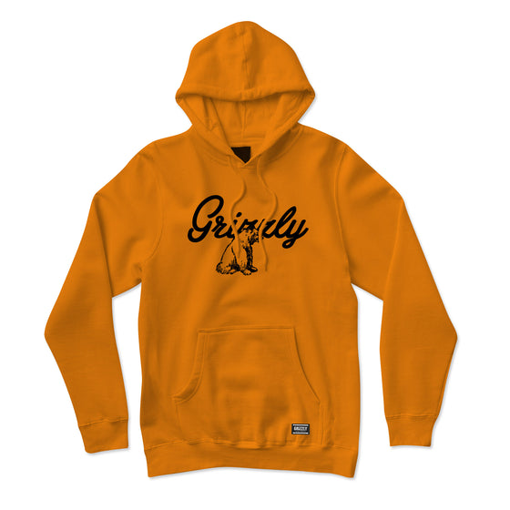 Ridge Hoodie Orange