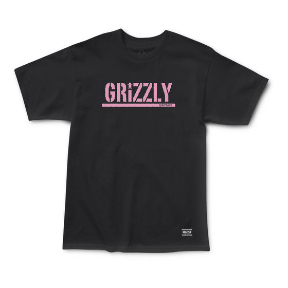 OG Stamp T-Shirt Black/Pink
