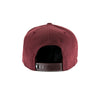 OG Bear Snapback 2020 - Burgundy / White