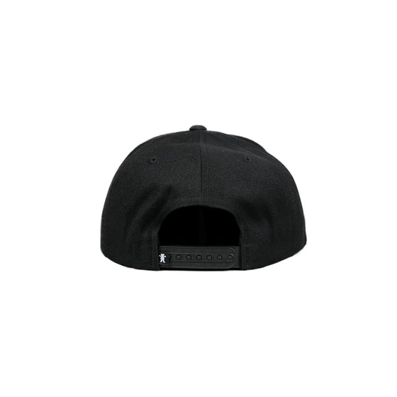 OG Bear Snapback Black/White