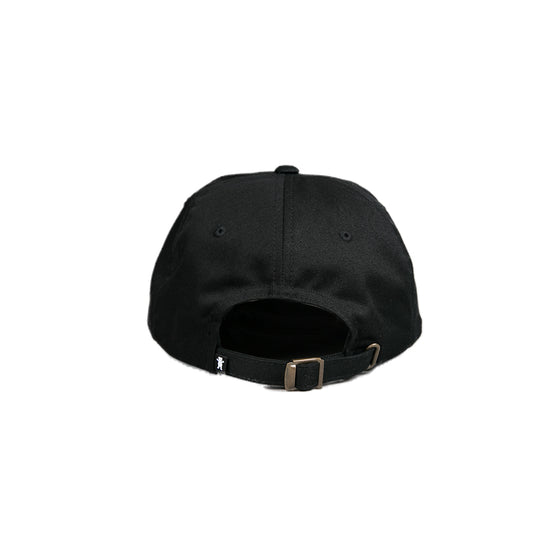 Late To The Game Strapback Black/White