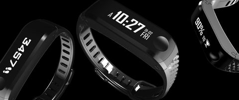 YOORX | Fitness and Activity Tracking Device