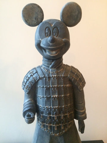 Armored Warrior Mickey