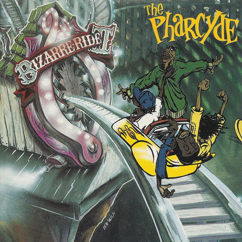 The Pharcyde - Bizzarre Ride to the Pharcyde