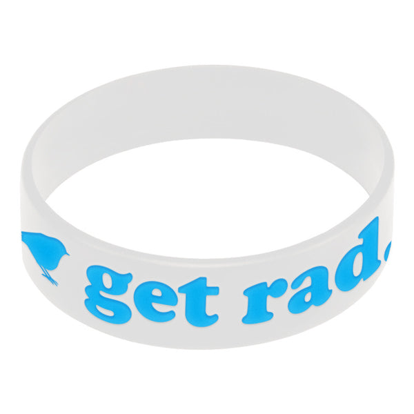 Accessories - Get Rad Wristband