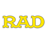 Accessories - Mad Rad Die-Cut Sticker