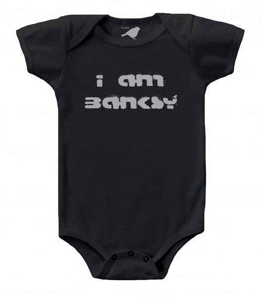 Baby - I Am Banksy One Piece