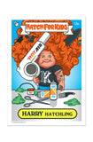 Accessories - Harry Hatchling GPK Card