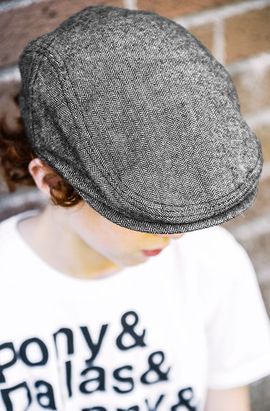 Hats - Newsboy Hat