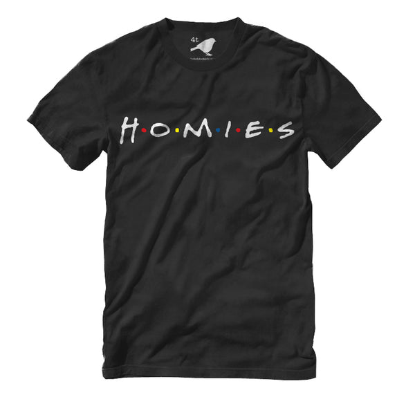 Tees - Homies Shirt by Hatch For Kids
